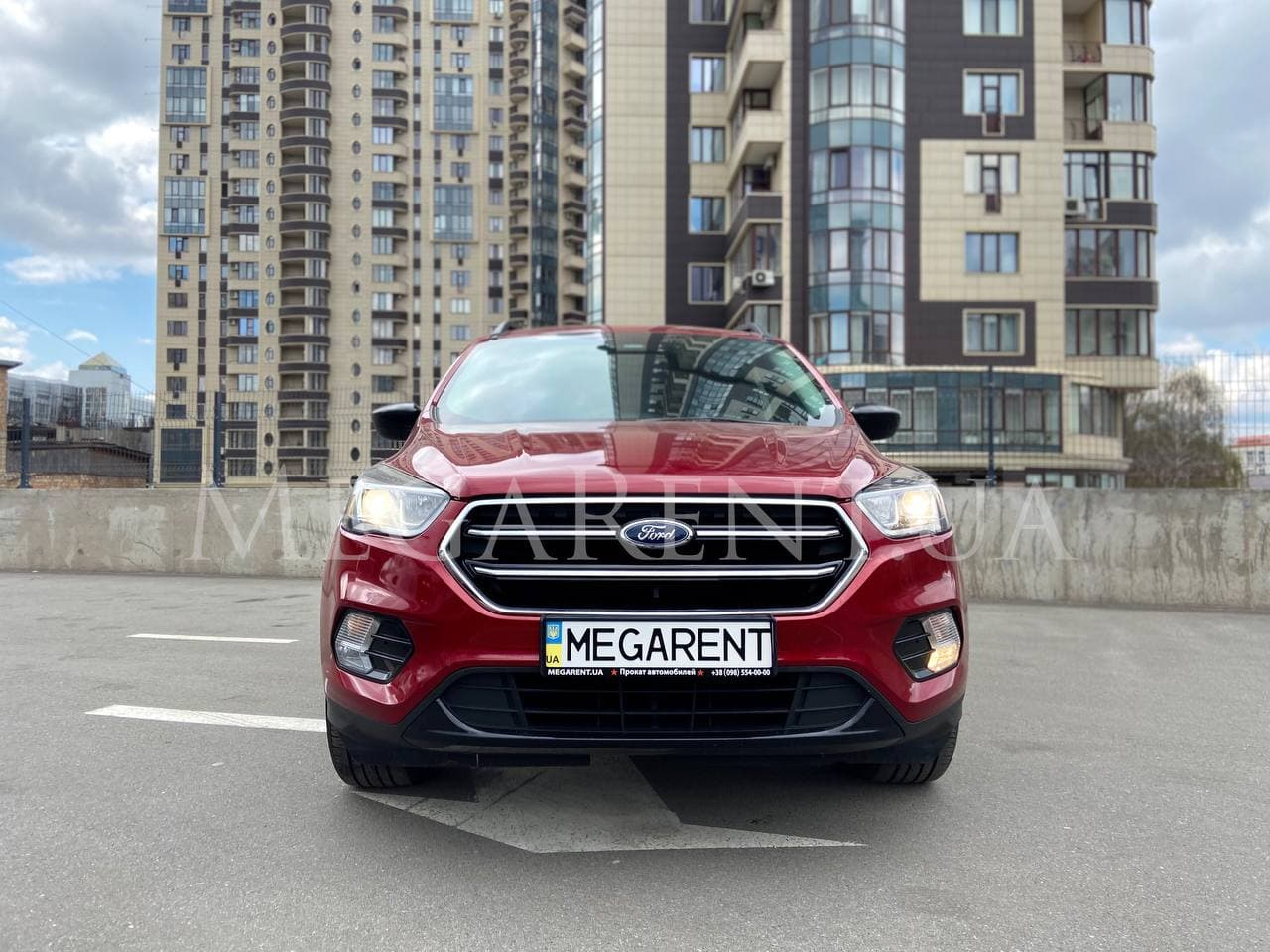 Прокат авто Ford Escape в Киеве - фото 3