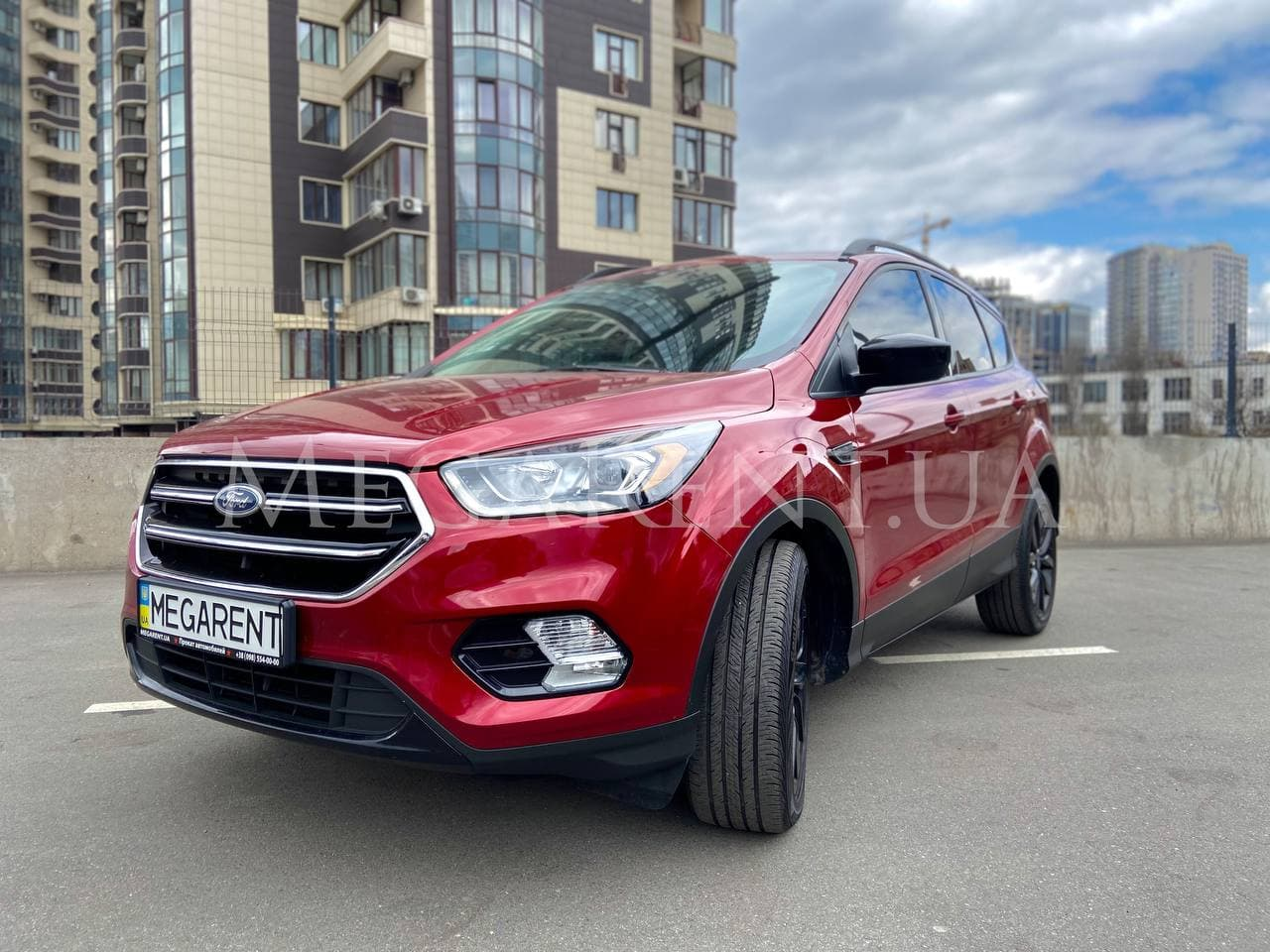 Прокат авто Ford Escape в Киеве - фото 4