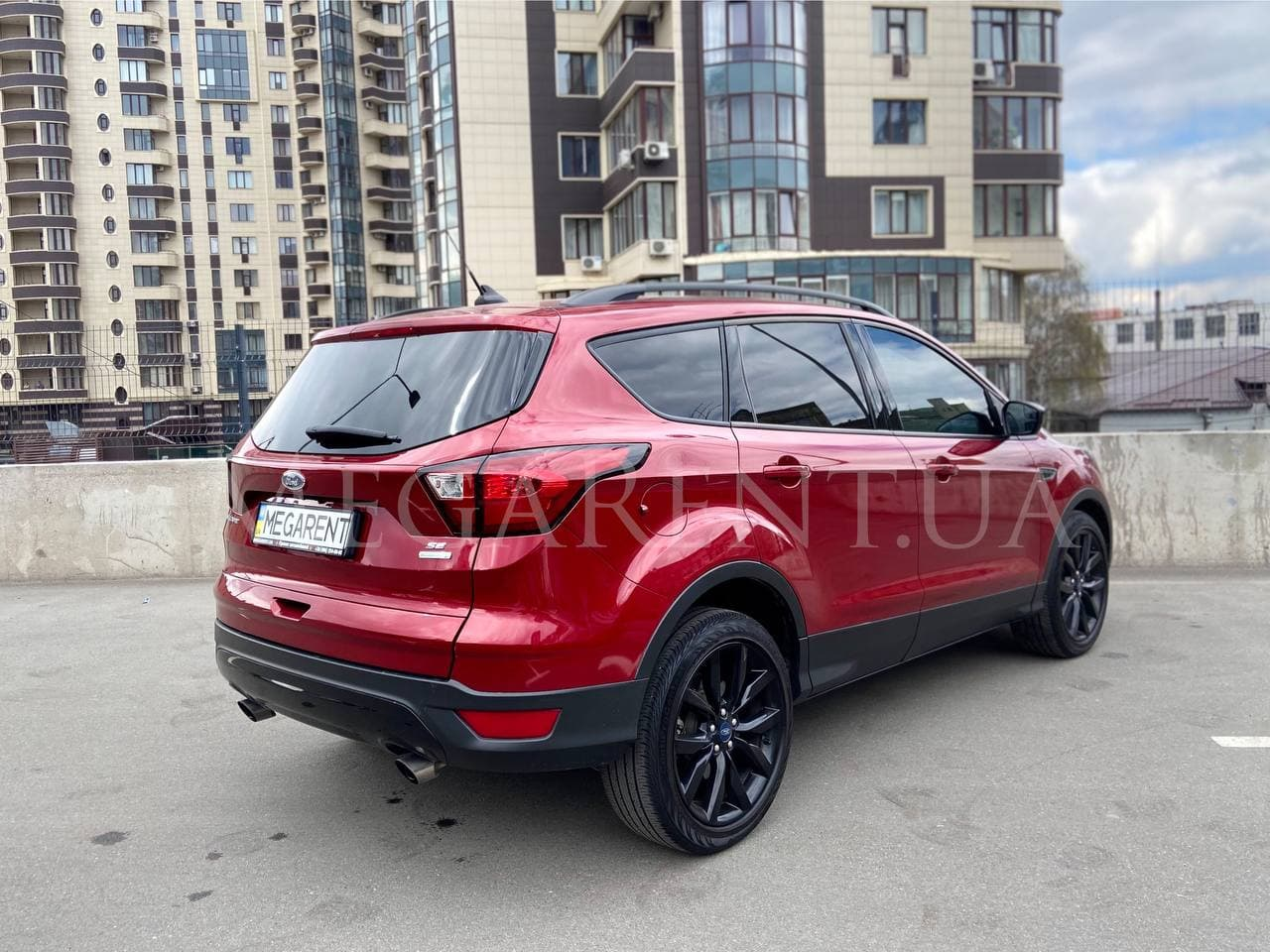 Прокат авто Ford Escape в Киеве - фото 8