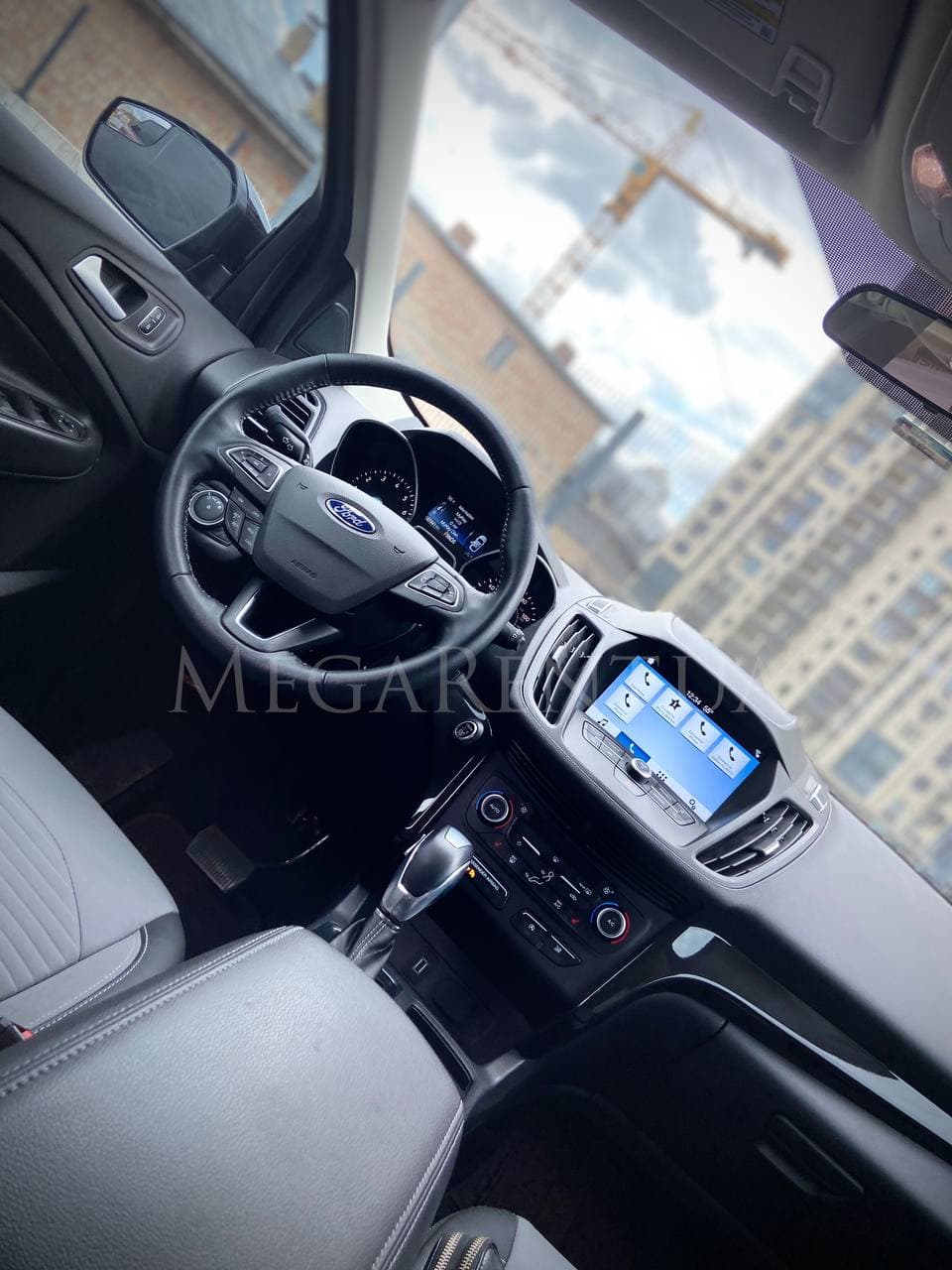 Прокат авто Ford Escape в Киеве - фото 9