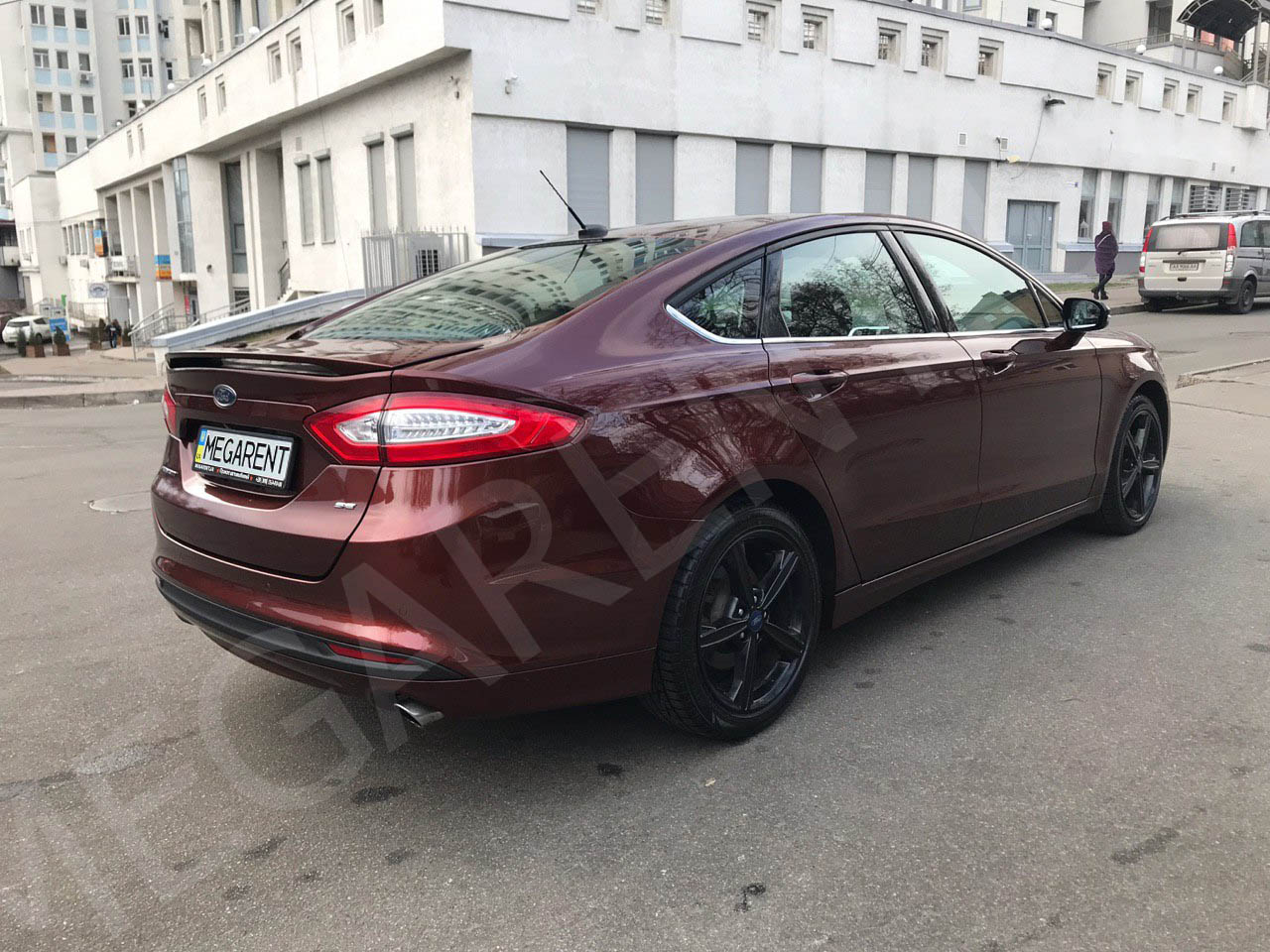 Car rental Ford Fusion (Mondeo) in Kyiv - photo 5