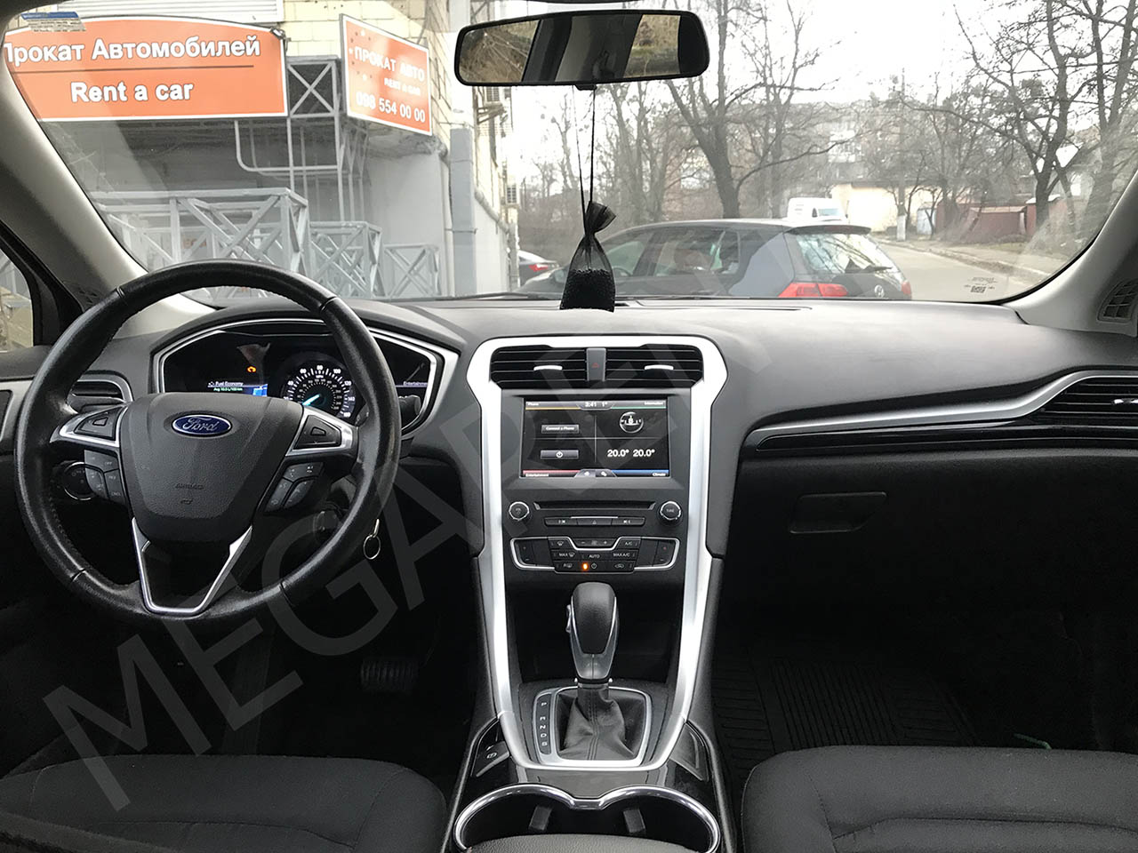 Car rental Ford Fusion (Mondeo) in Kyiv - photo 7