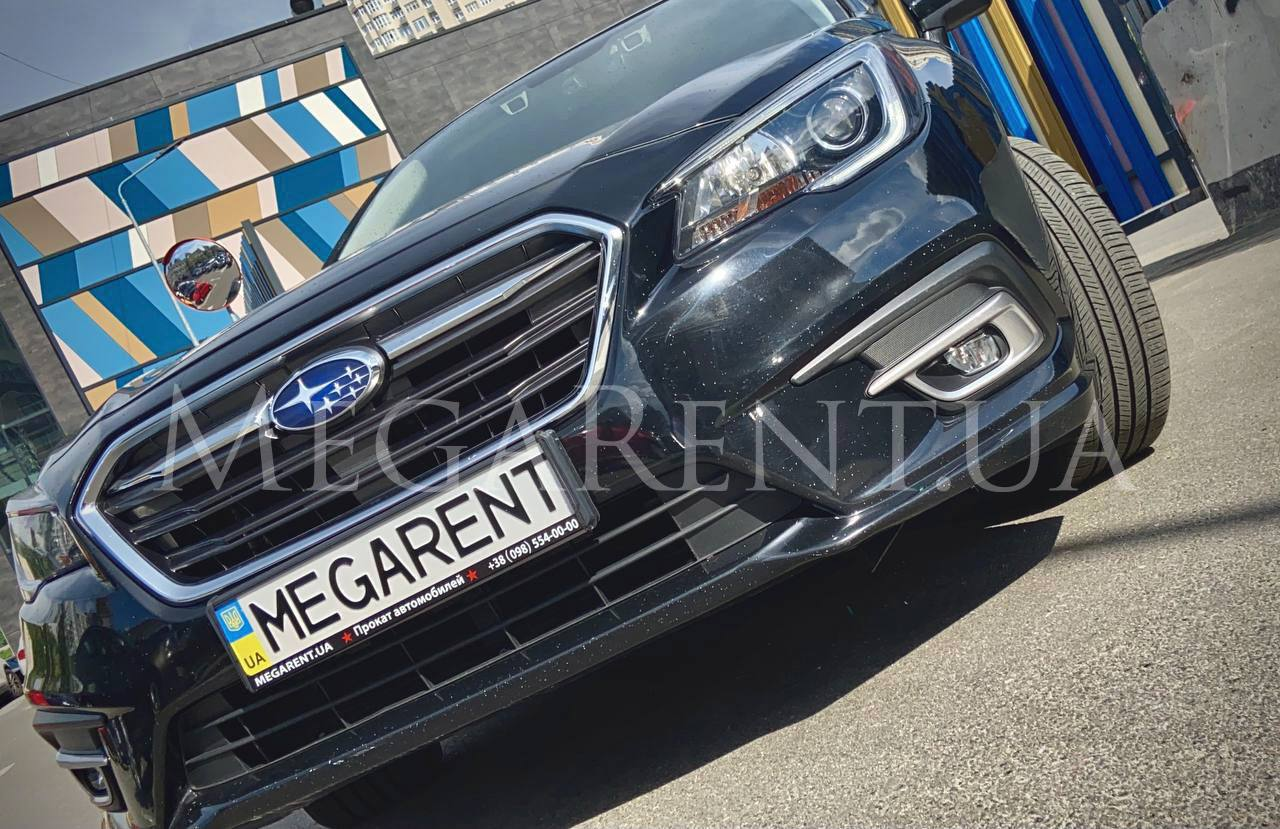 Car rental Subaru Legacy 2016 in Kyiv - photo 2