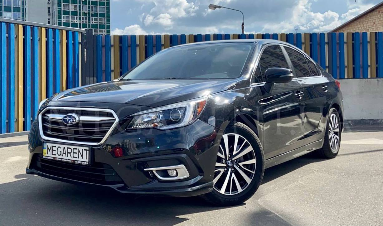 Car rental Subaru Legacy 2016 in Kyiv - photo 3