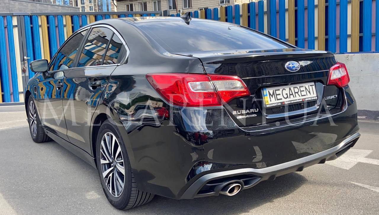 Car rental Subaru Legacy 2016 in Kyiv - photo 5