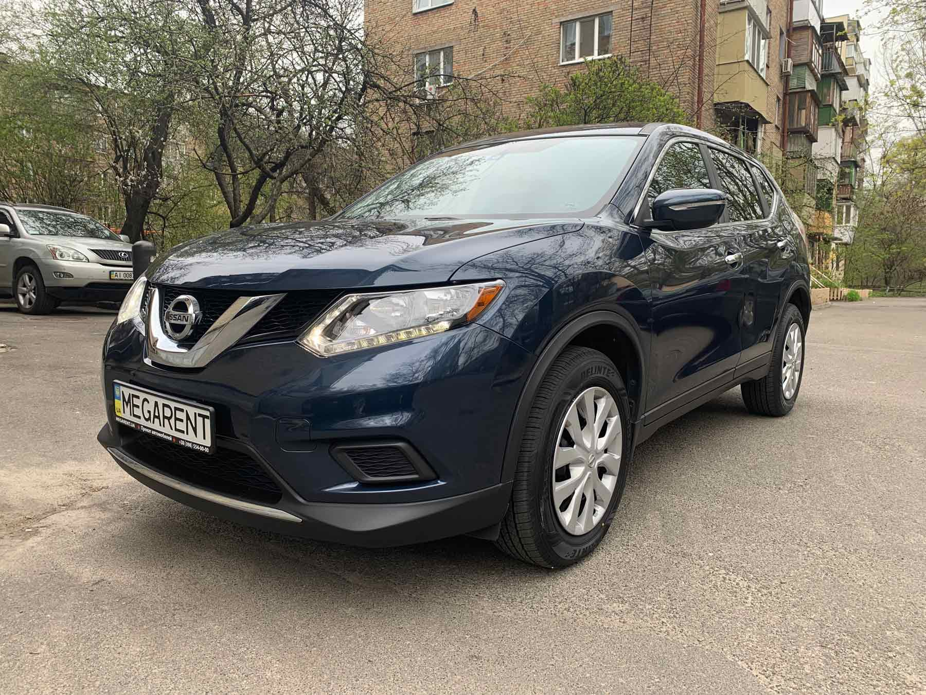 Car rental NISSAN X Trail 2016 in Kyiv - photo 3