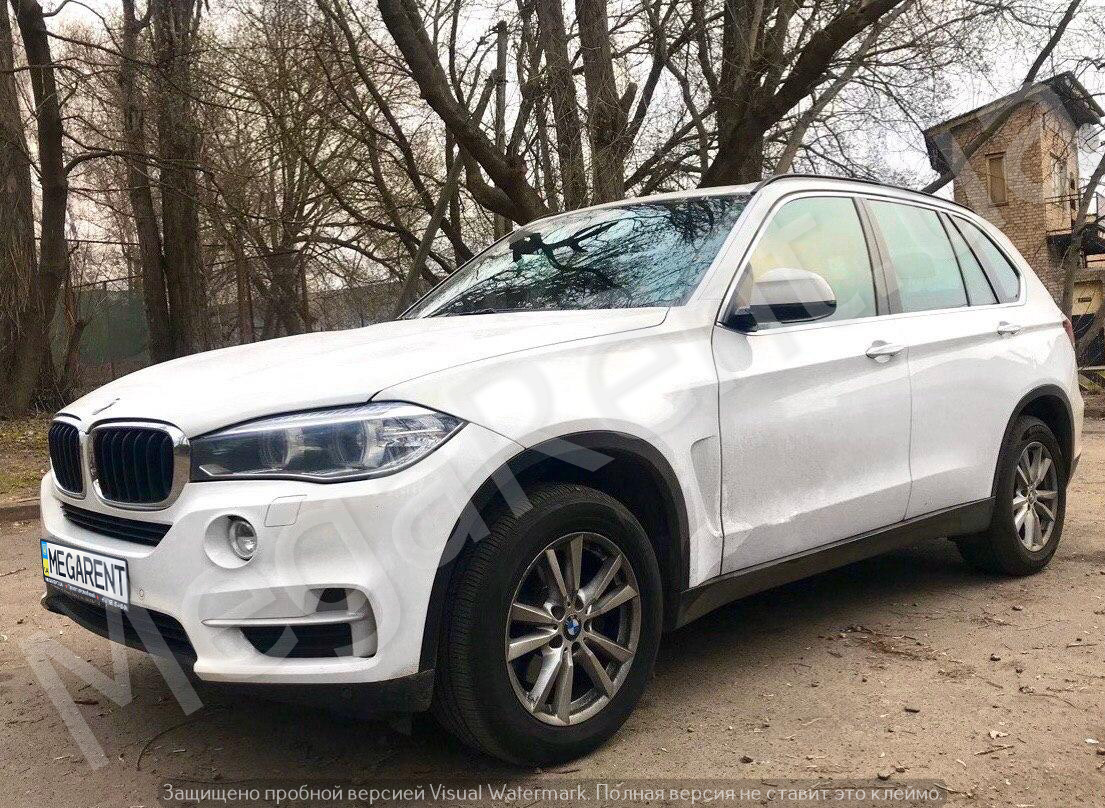 Car rental BMW X5 in Kyiv - photo 4
