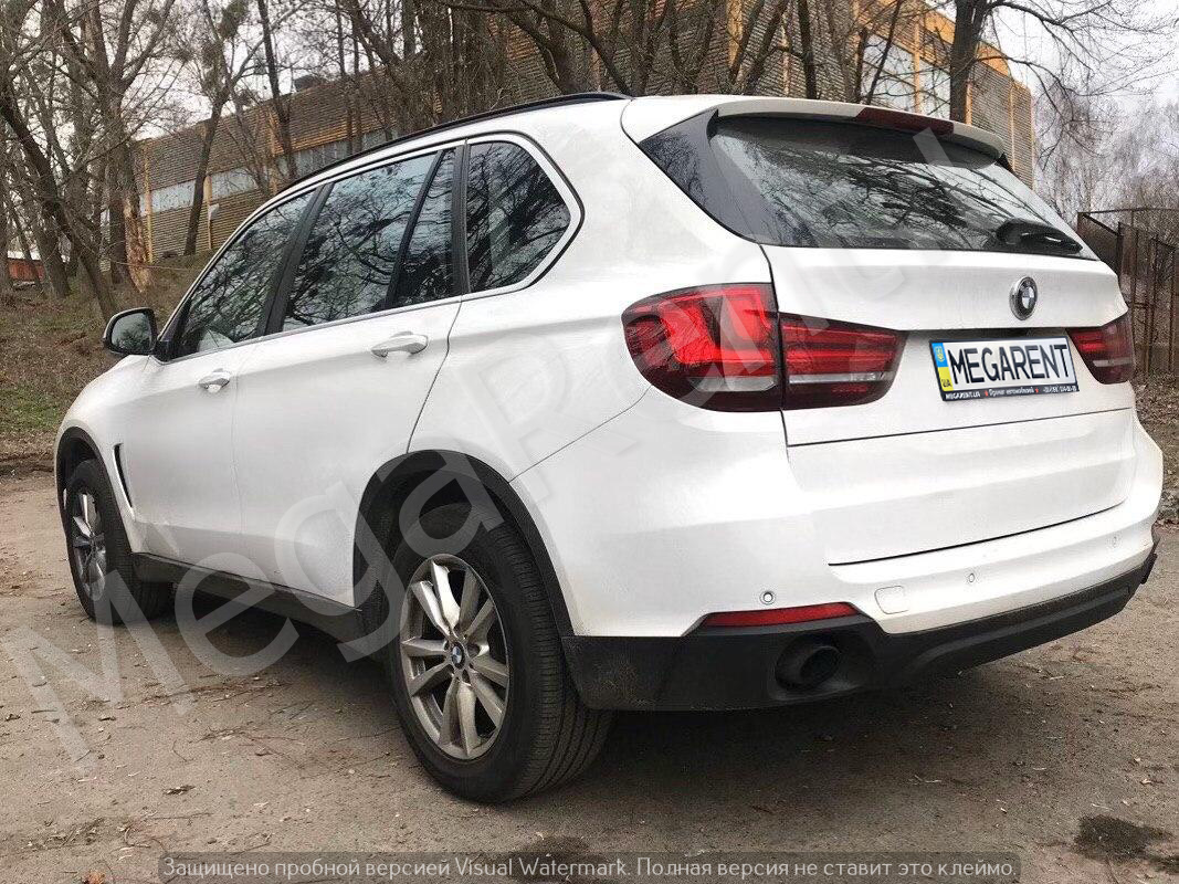 Car rental BMW X5 in Kyiv - photo 5