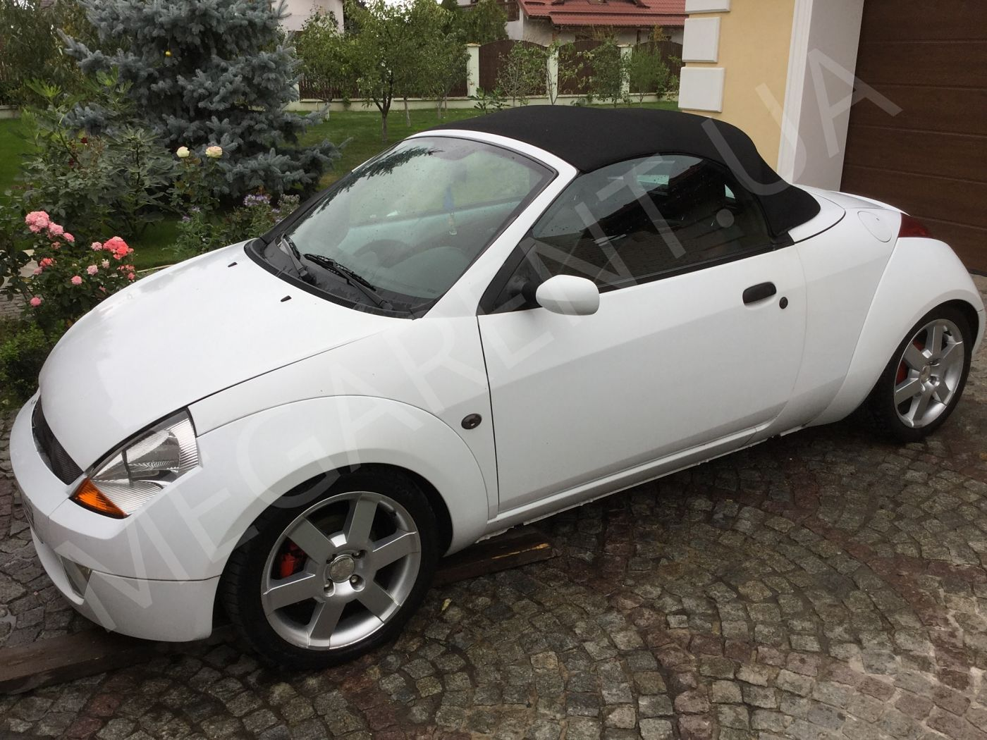 Car rental Ford Street Ka in Kyiv - photo 2