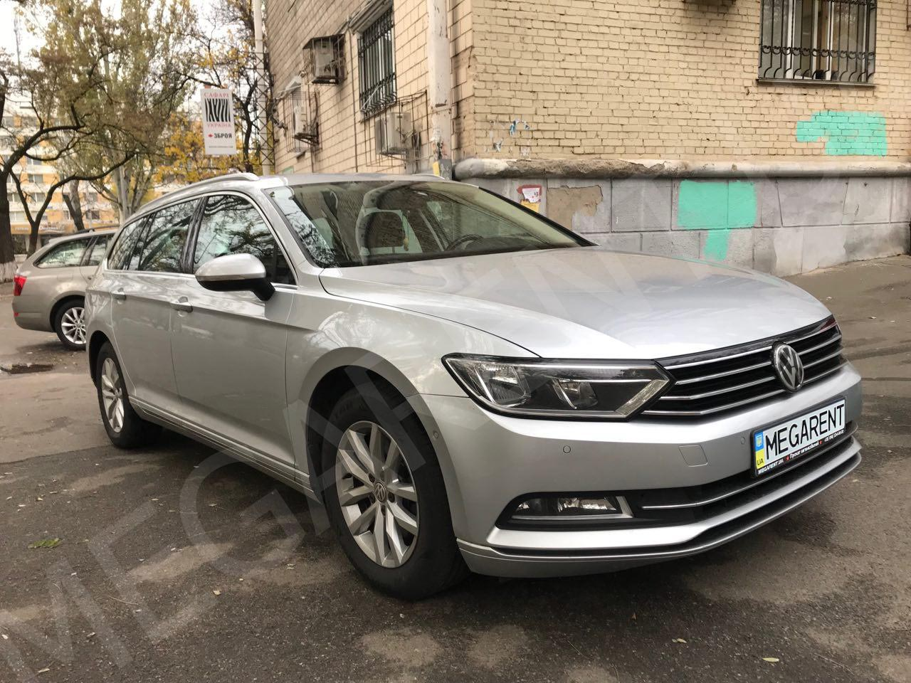 Car rental Volkswagen Passat B8 Diesel 2015 in Kyiv - photo 2