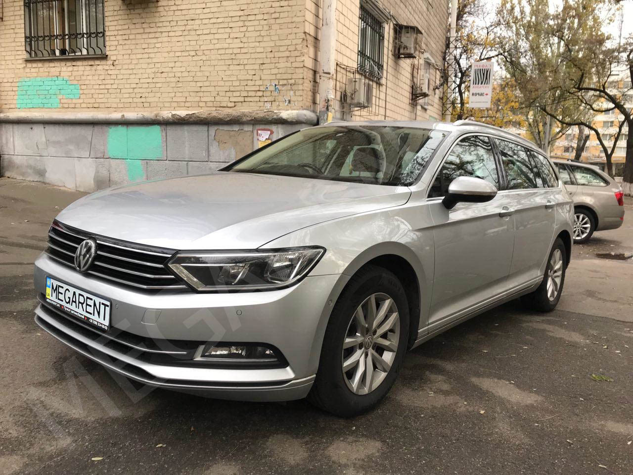 Car rental Volkswagen Passat B8 Diesel 2015 in Kyiv - photo 4