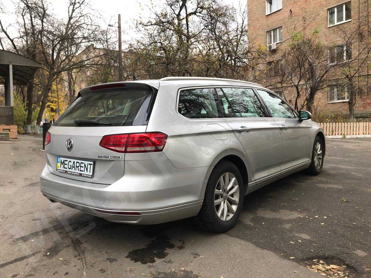 Car rental Volkswagen Passat B8 Diesel 2015 in Kyiv - photo 5