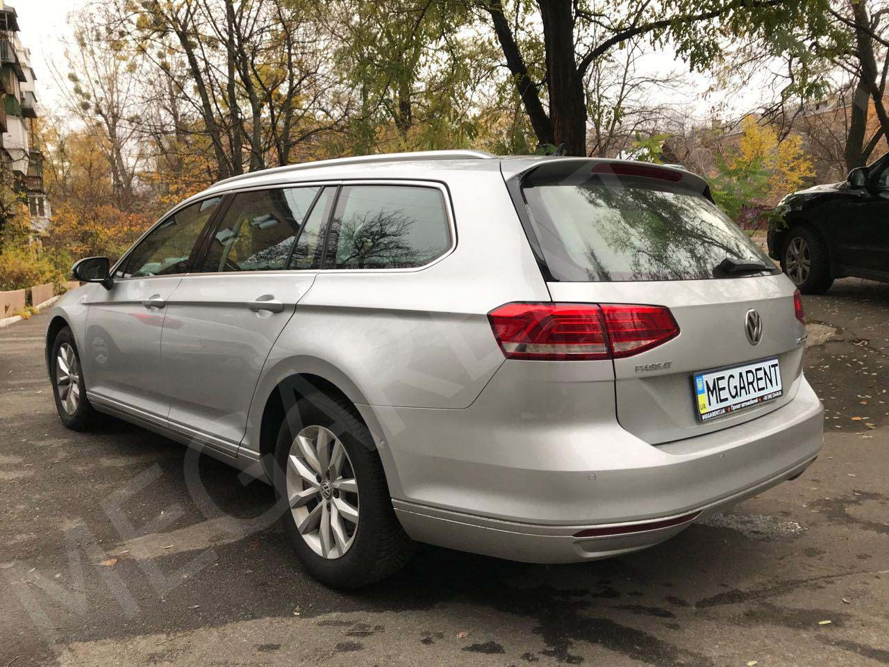 Car rental Volkswagen Passat B8 Diesel 2015 in Kyiv - photo 6