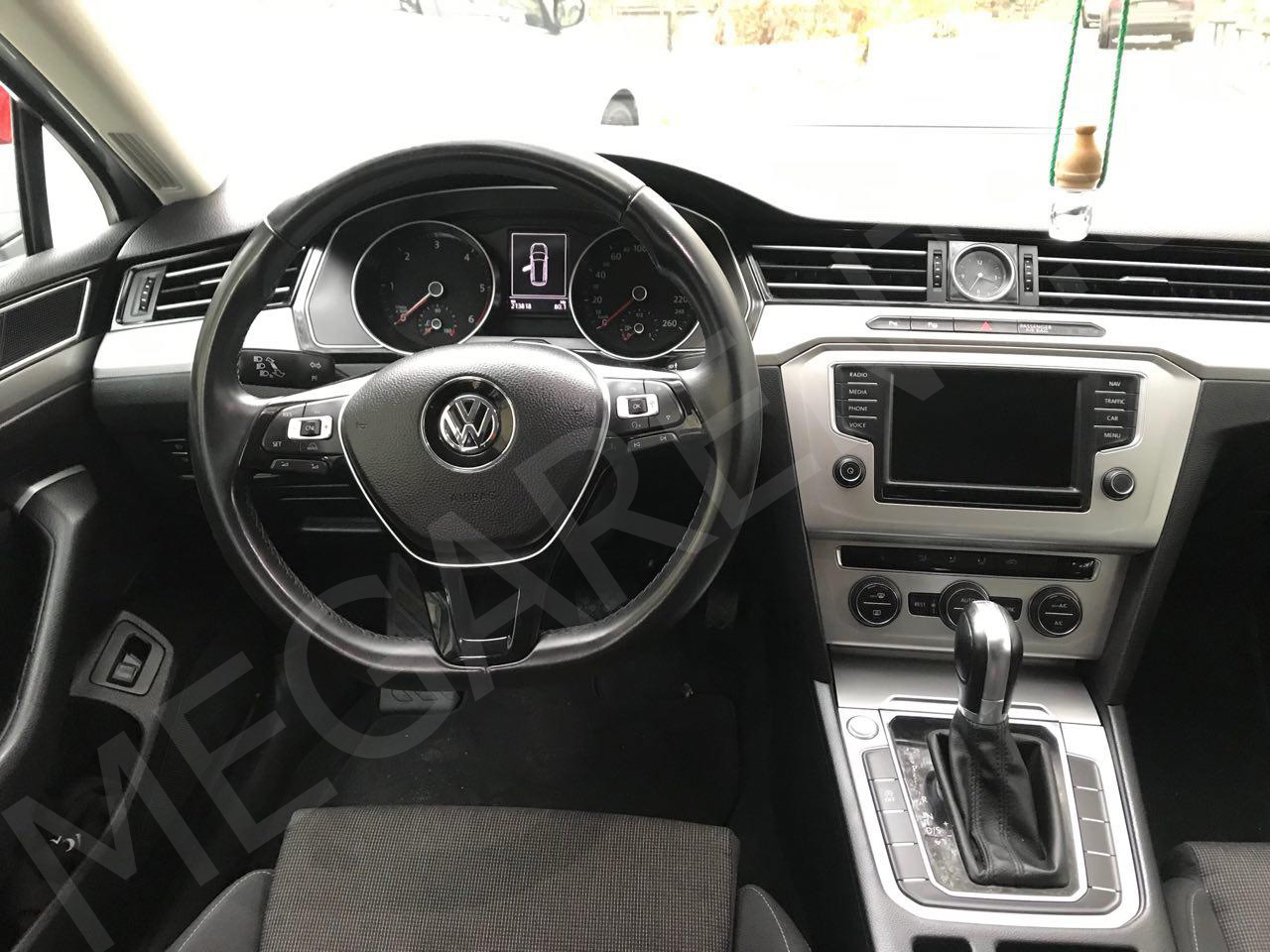 Car rental Volkswagen Passat B8 Diesel 2015 in Kyiv - photo 7