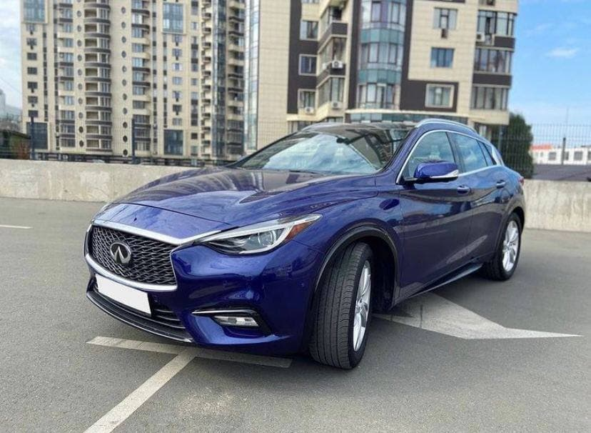 Car rental Infinity QX30 2016 in Kyiv - photo 2