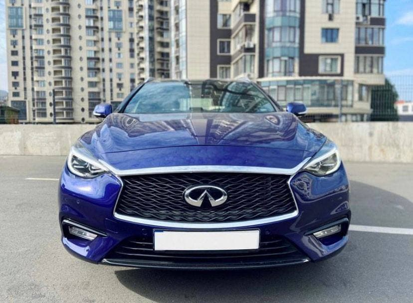 Car rental Infinity QX30 2016 in Kyiv - photo 3
