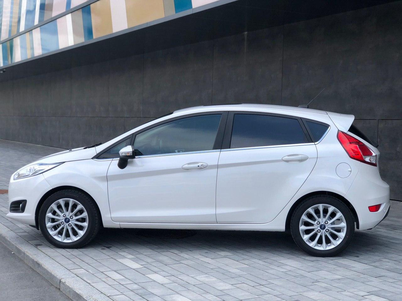 Car rental FORD FIESTA 2017 Titanium auto in Kyiv - photo 5