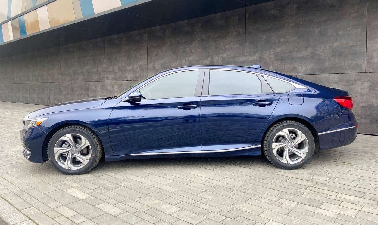 Car rental Honda Accord 2020 in Kyiv - photo 5
