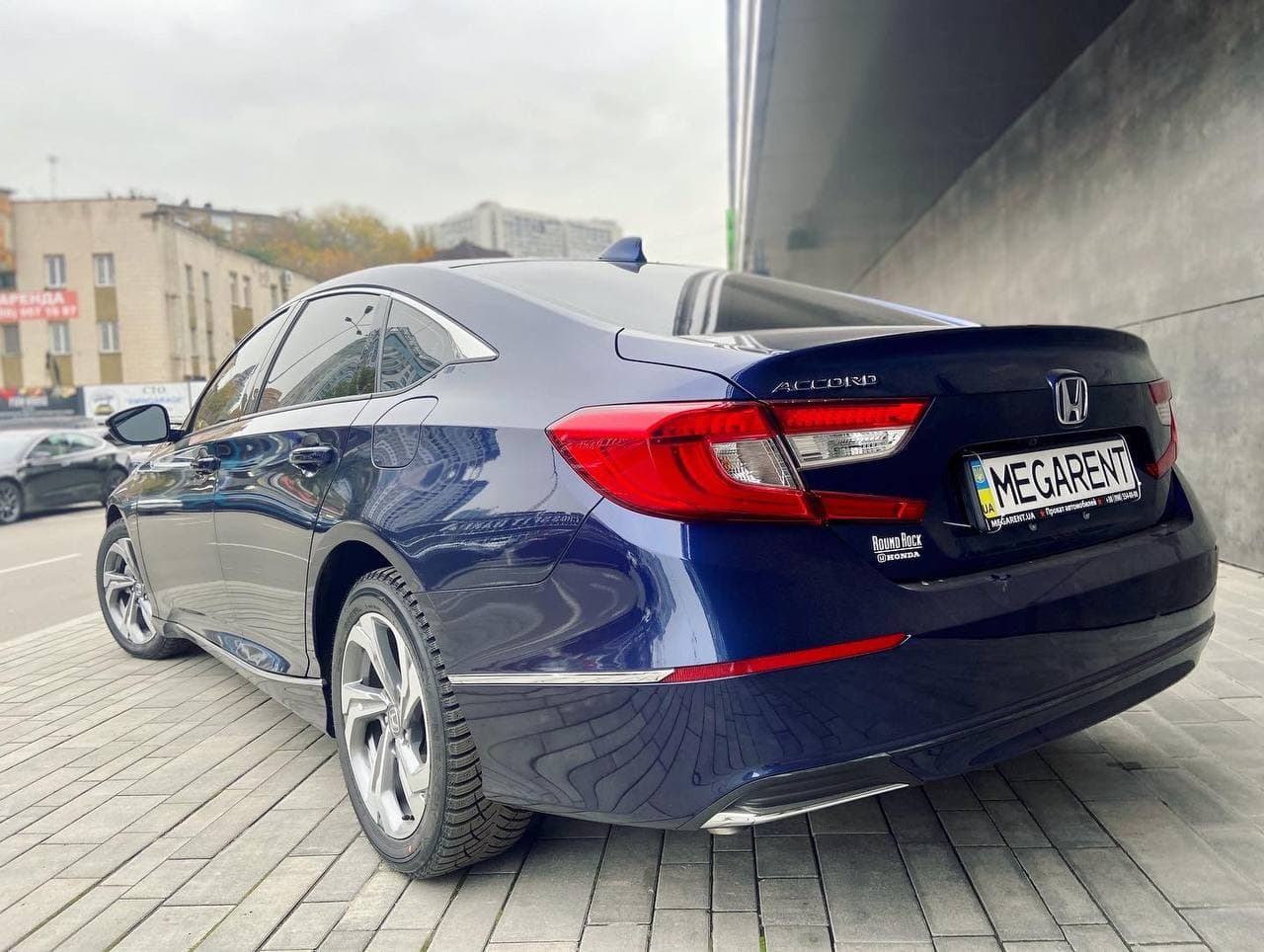 Car rental Honda Accord 2020 in Kyiv - photo 6
