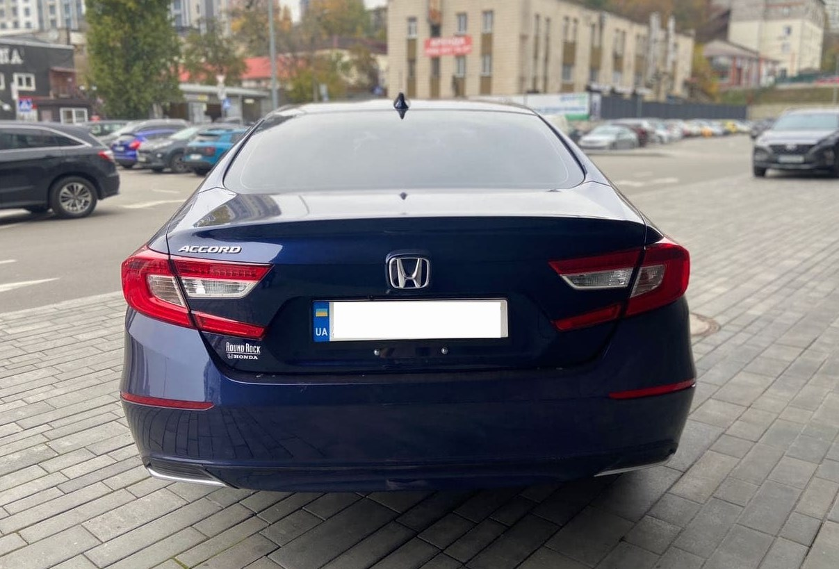 Car rental Honda Accord 2020 in Kyiv - photo 7
