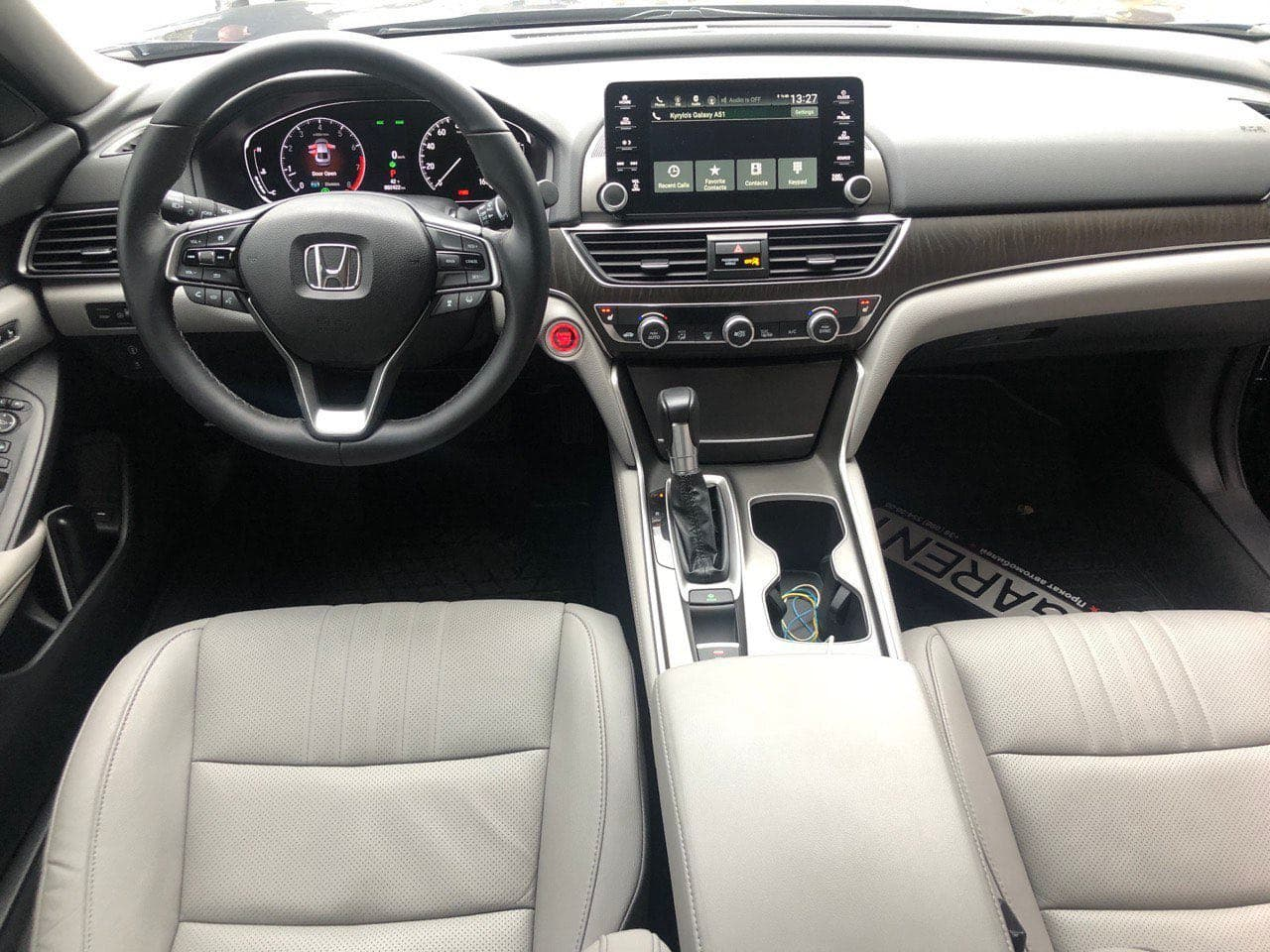 Car rental Honda Accord 2020 in Kyiv - photo 9