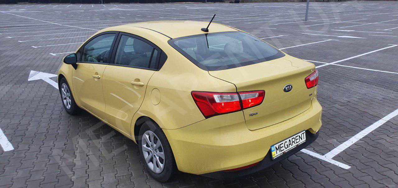 Car rental Kia Rio 2013 in Kyiv - photo 6