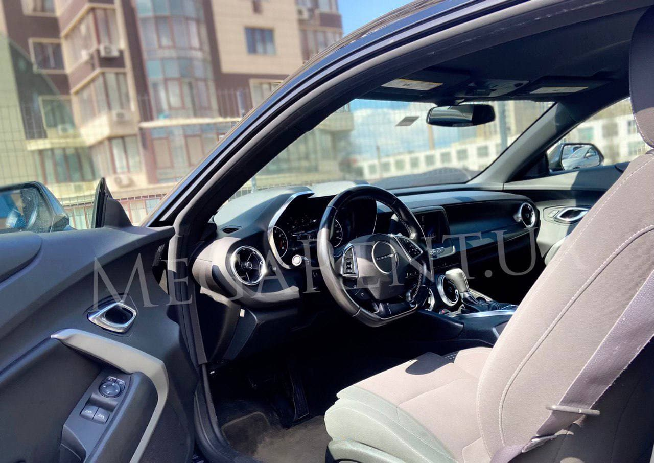 Car rental Mercedes S-Class W221 2007 in Kyiv - photo 8