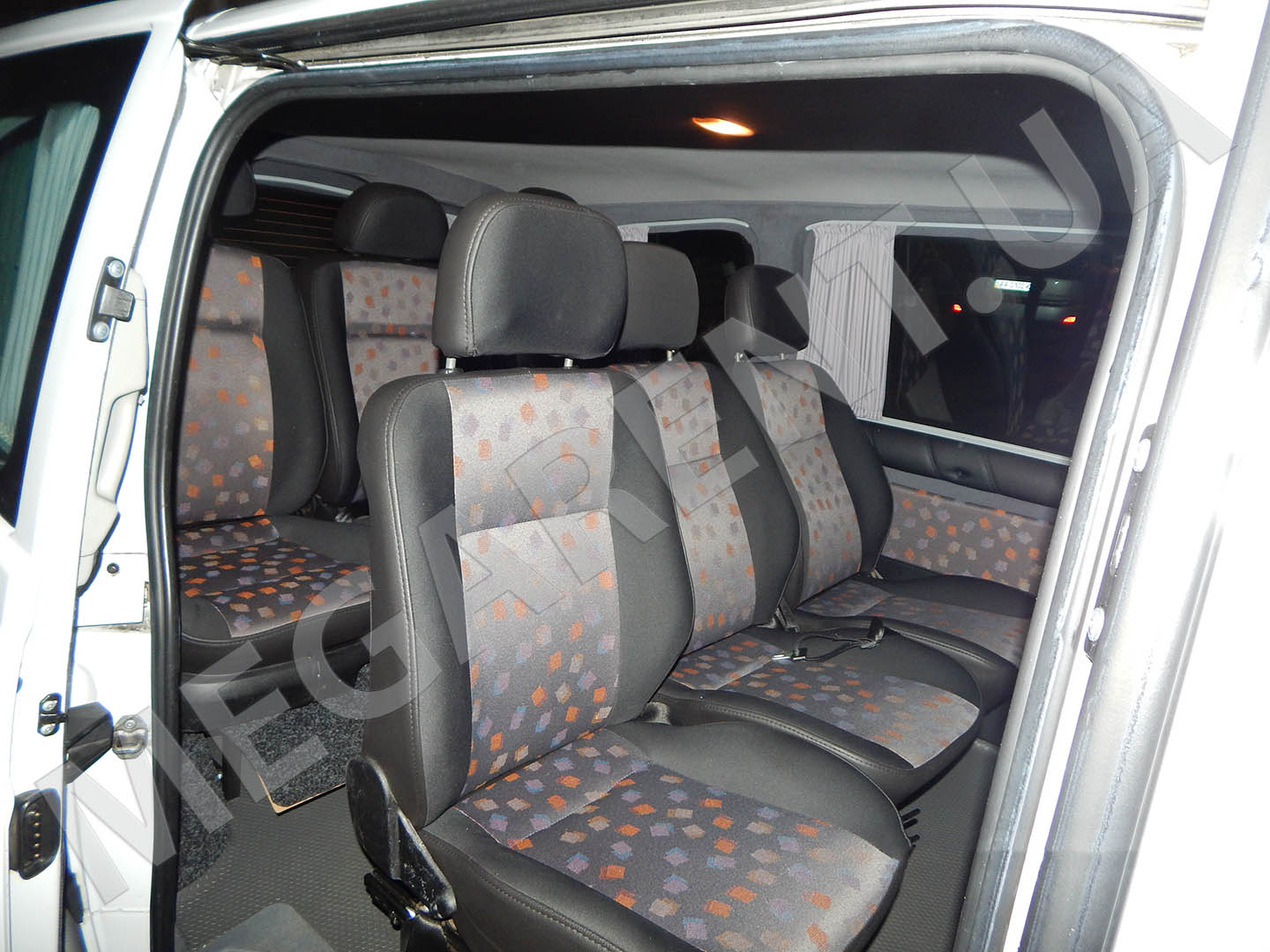 Car rental Mercedes Vito 2010 in Kiev - photo 7