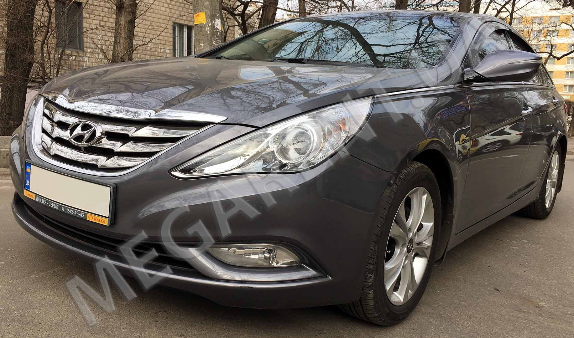 Car rental Hyundai Sonata 2013 in Kyiv - photo 2