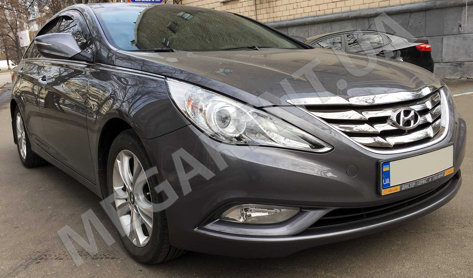 Car rental Hyundai Sonata 2013 in Kyiv - photo 3